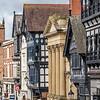 Chester Façades, England