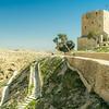 Above the Mar Saba Monastery, Israel