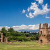 Ruins along the Appia Antica, Rome, Italy