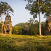 Mysterious Temples of Suor Proat, Angkor, Cambodia