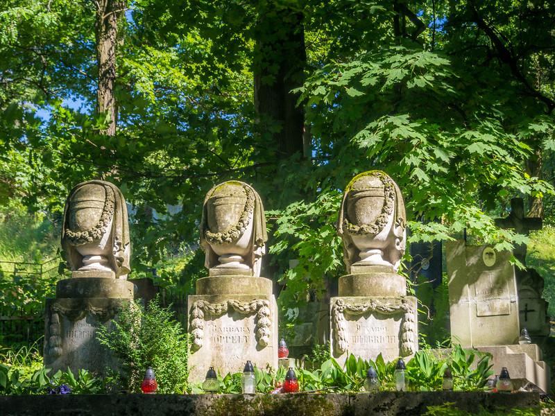 Green Graveyard, Lychakiv Cemetery, Lviv, Ukraine