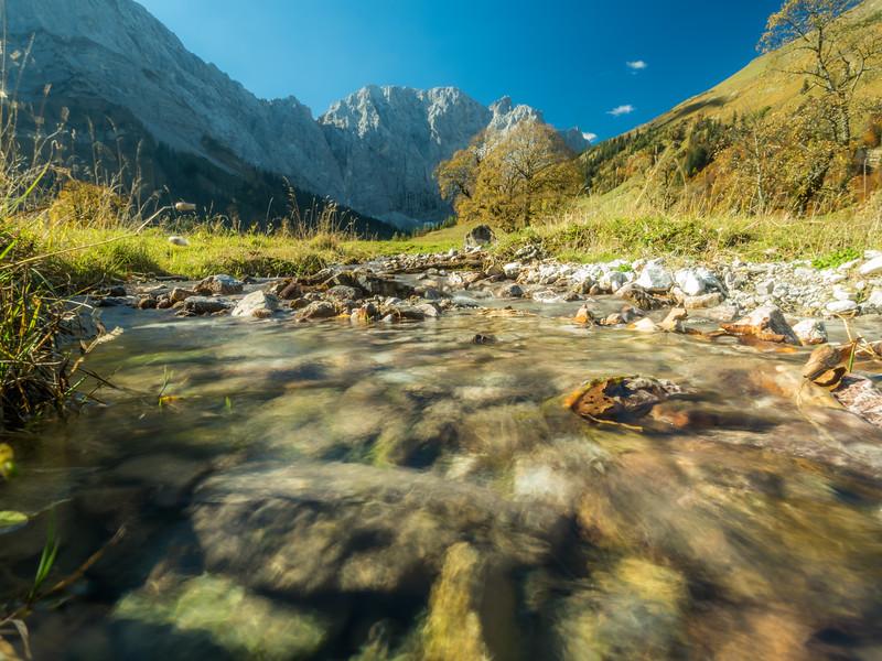 Swift Stream, Eng Alm, Austria