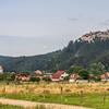 Râșnov Fortress and the Village, Romania
