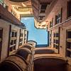 Vertical Courtyard, Lyon, France