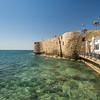 Restaurant and Fortification on the Sea, Akko, Israel