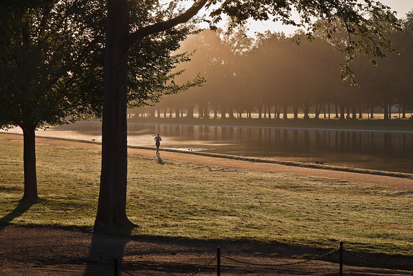 Morning on the Mall