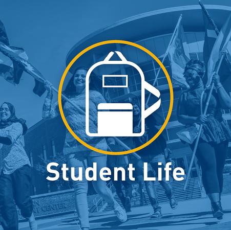 Student Life - A&M-Commerce Marketing Communications