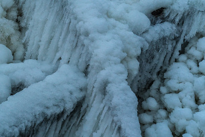 Icescape: Brandywine Creek | Cuyahoga Valley National Park