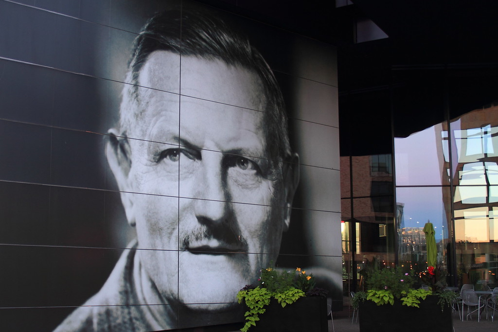 Sir Tyrone Guthrie- Guthrie Theater