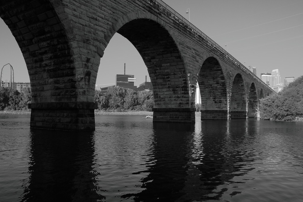 Stone Arch Bridge- Minneapolis