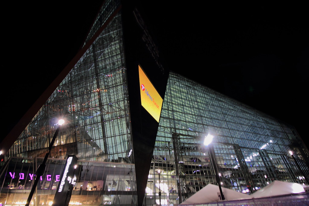 US Bank Stadium- Minneapolis MN