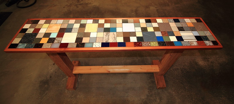 Bar/Buffet Table