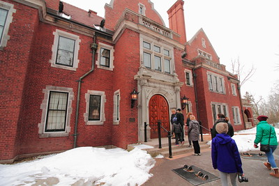 Front Entrance- Glensheen Mansion