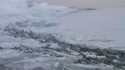 Ice Flow video # 2