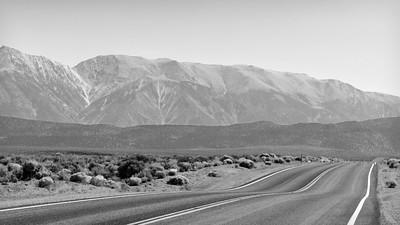 Desert East of the Sierra
