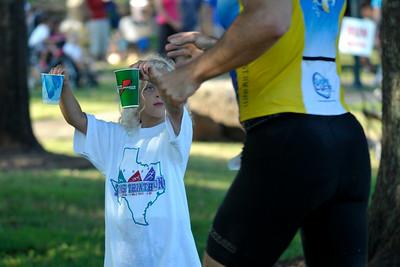 2009 Tejas Triathlon--Girl Scouts