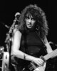 BERKELEY, CA-JULY 3: Susanna Hoffs performing with The Bangles at the Greek Theater in Berkeley on July 2, 1987. (Photo by Clayton Call/Redferns)