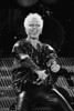 Billy Idol performs at the Oakland Coliseum Arena on March 23, 1984