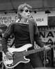 Jack Casady performing with SVT at the North Beach Photo Fair in San Francisco in 1981.