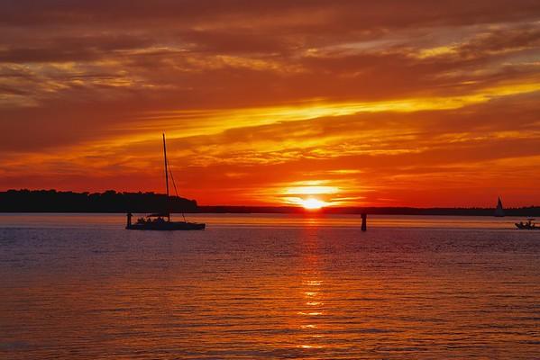 Sunset Sail