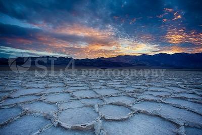 Salt Flats at dawn