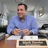 New Westminster Town Administrator Mark Hawke. SENTINEL & ENTERPRISE/JOHN LOVE