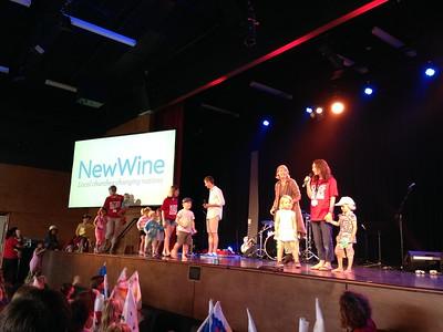New Wine 2014
