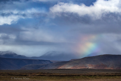 Rainbow In The Hills