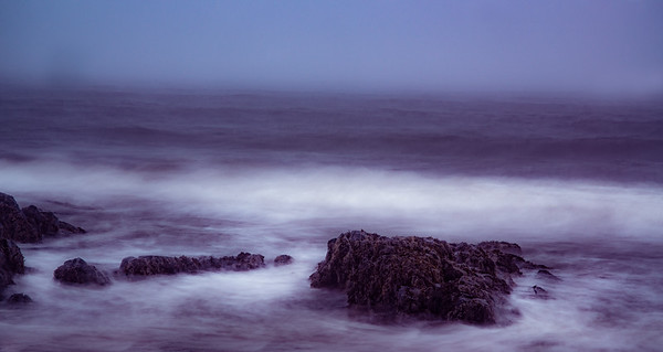 Sept 28 - Another long exposure off the coast of Maine