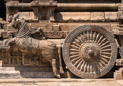 Carving at Big Temple