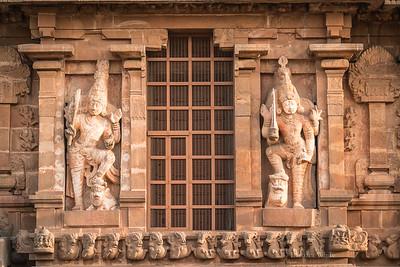 Carvings at Big Temple
