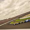 2017 Indianapolis 500 start.