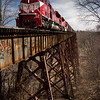 Indiana Coal - Tulip Trestle - longest trestle in US