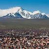 Above La Paz - Bolivia