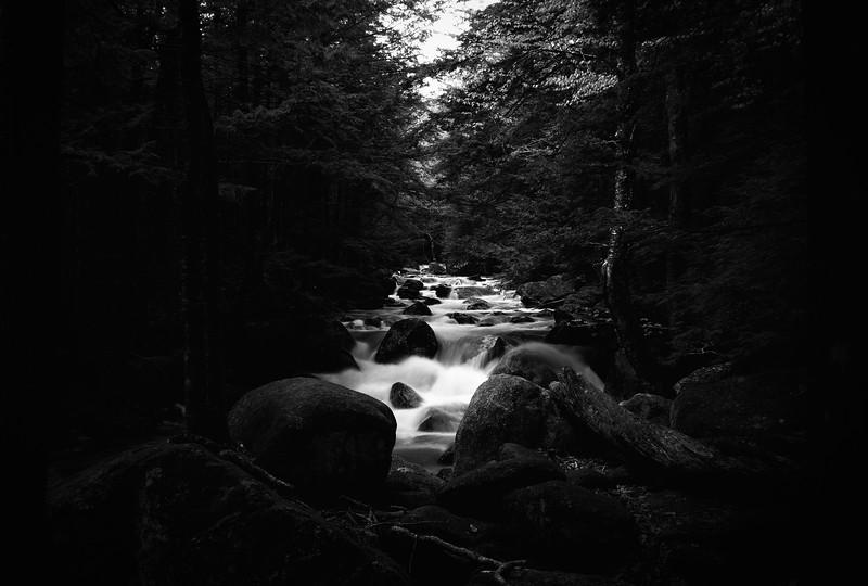 Cascades no.6