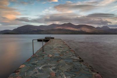Lough Leane & MacGillycuddy's Reeks