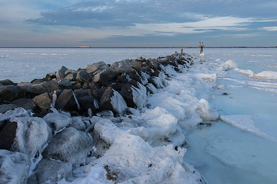 Chesapeake Bay Freeze 2018 -7