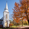 Cutest Church in New England - New Hampshire