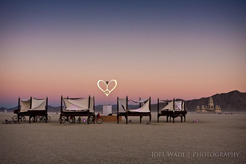 Playa Love - Black Rock City