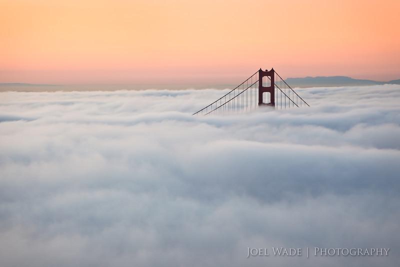 One Tower - Golden Gate Bridge, San Francisco