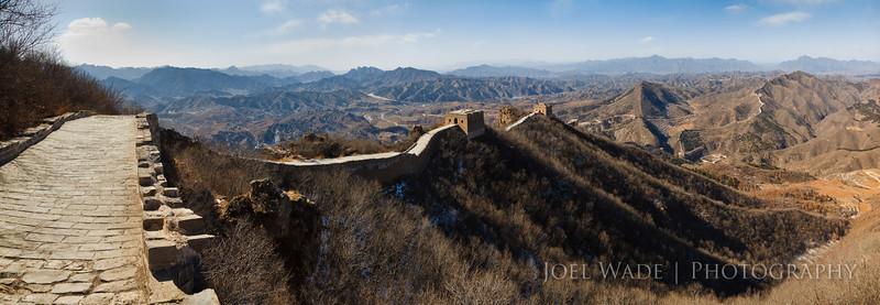 The Great Wall - China