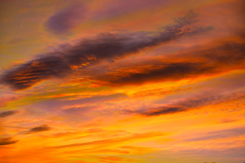 The Blazing Sky no.3