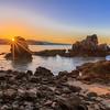 Golden Bay Sunset