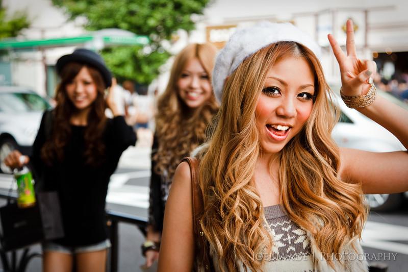 Harajuku Girls - Tokyo