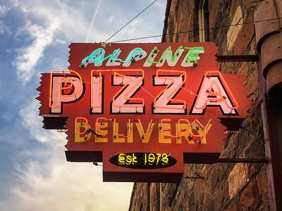 Alpine Pizza
