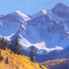 Sheep  Mountain, Fall Afternoon