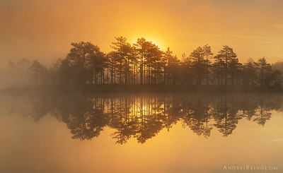 Classical sunrise
