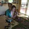Great Nanna with her precious great granddaughter Dekota