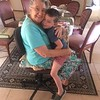 Maddox with his loved great nanna