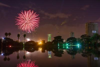 Nairobi Fireworks